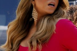 Mariah Carey beefs up security after Nicki Minaj threatens to shoot the bixch.