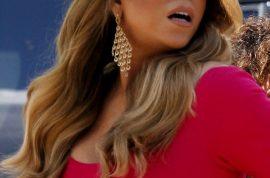 Mariah Carey beefs up security after Nicki Minaj threatens to shoot the bixch.