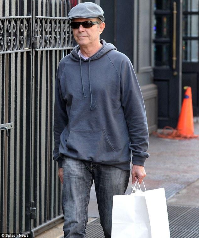 David Bowie health