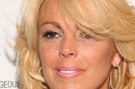Lindsay Lohan's mom, Dina in debt to the tune of $1.3 million despite raking percentage of Lindsay's salary.