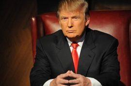Donald Trump scores a dud over Barack Obama.