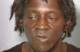 Flavor Flav has announced his mug picture is here after beating up his fiance.