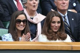 What a shame! Pippa Middleton's career being ruined by Kate Middleton topless pictures crises.