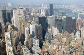 Really? I had no idea. Manhattan rents keep going up and up….