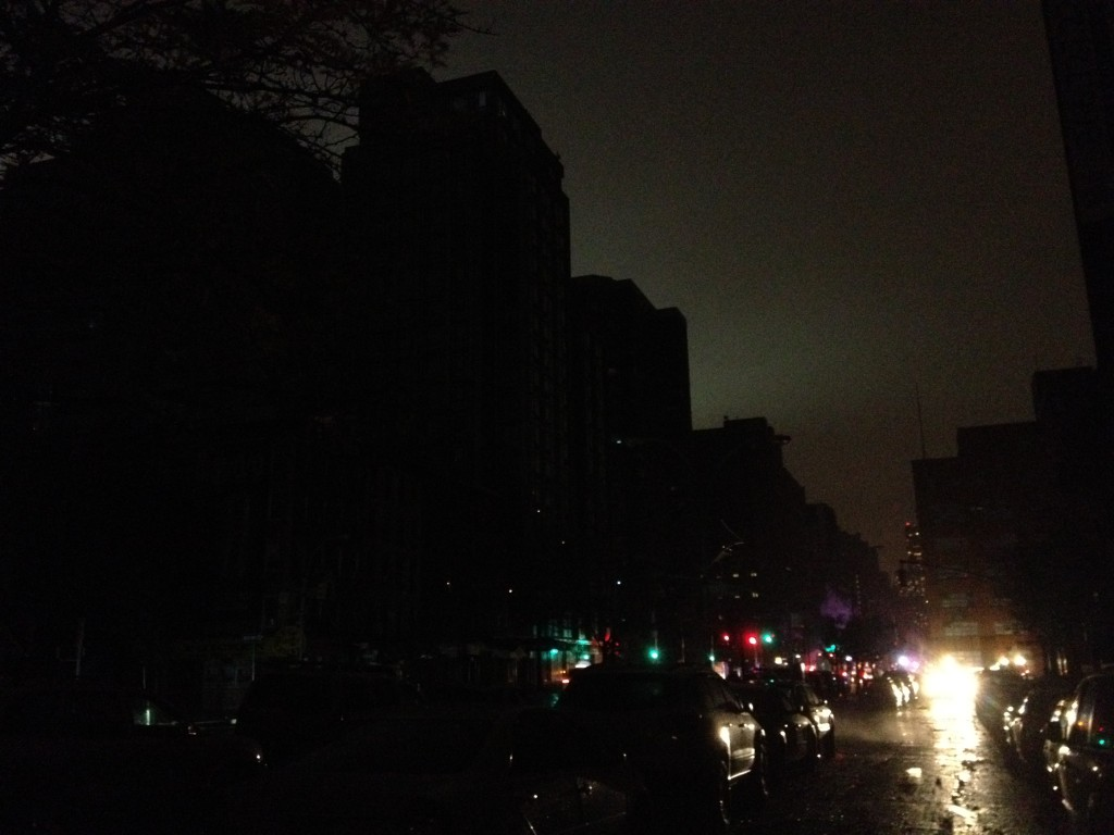 Hurricane Sandy, NYC