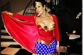 NSFW: And this is Kris Jenner failing as wonder woman….