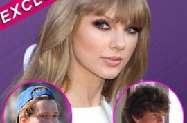 Taylor Swift would like to tell you how she made out with Patrick Schwarzenegger behind Conor Kennedy's back.