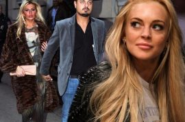 Oh really! Lindsay Lohan's victim, Tiffany Eve Mitchell just wanted to give her a free psychic reading.