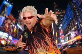 Never mind Guy Fieri will still make a killing whether the New York Times likes him or not…