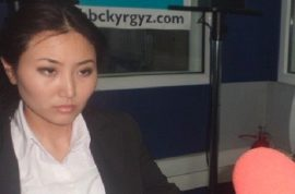 Kyrgyzstan reporter to now seek criminal charges for fake abduction.