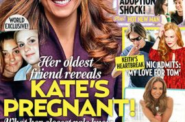 Oh really? Kate Middleton is pregnant says 'close friend Jessica Hay.