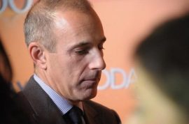 At last! Matt Lauer is getting fired!