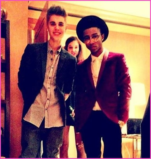 Justin Bieber, Lil Twist, Barbara Palvin