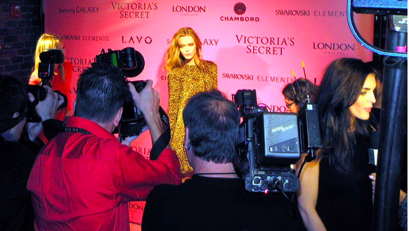 Victoria's Secret after party