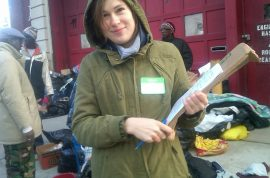 Hurricane Sandy in the Far Rockaways, NY. Looting, flooding and still no power or relief in sight…