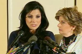 Jill Kelley's twin sister Natalie Khawan gives useless emotional speech.