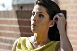 Jill Kelley writes pleading emails to Tampa mayor claiming she is receiving threats all night.