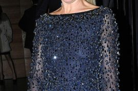Oh really? British socialite Tamara Beckwith would like to flash you her undies…