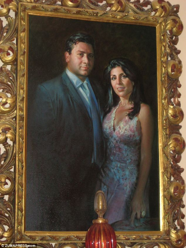 Scott Kelley and Jill Kelley