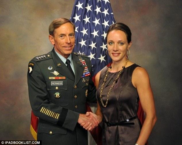 David Petraeus and Paula Broadwell.