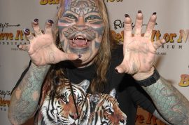 Stalking cat man Daniel Avner dies. Did he kill himself?