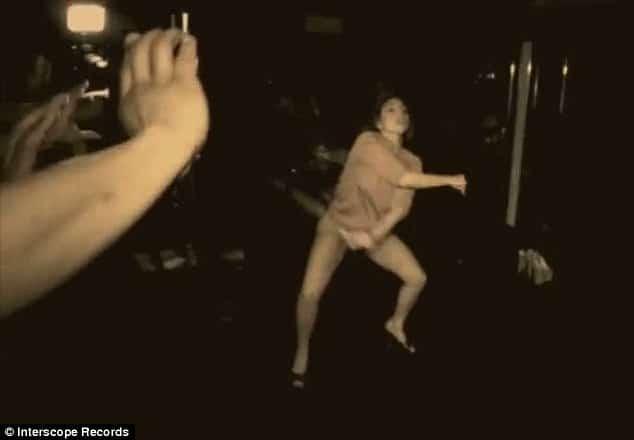 Lady Gaga and Terry Richardson: CAKE