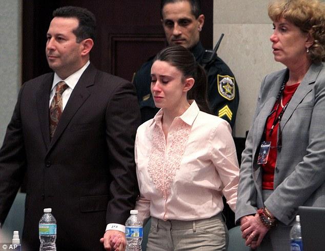 Casey Antony acquitted.