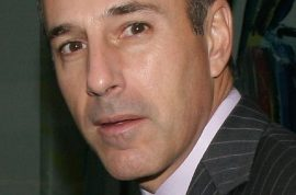 Matt Lauer might now be replaced at Today show.
