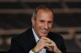 Matt Lauer refuses to take a pay cut as 500 at NBC fear for their jobs.