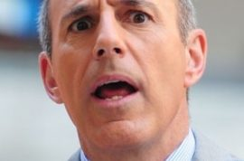 Matt Lauer is officially hated. Everyone desperate to get him to 'retire.'