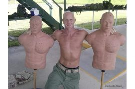 So what's Fred Humphries the shirtless FBI agent really hiding?