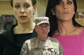 Paula Broadwell emails had Jill Kelley scared for her life. Death threats?