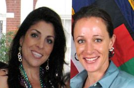 Paula Broadwell's emails to Jill Kelley revealed. Very catty indeed…