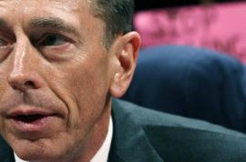 David Petraeus affair scandal part of a White House cover up?