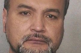 Florida man deprived of sex chops girlfriend's nose off.
