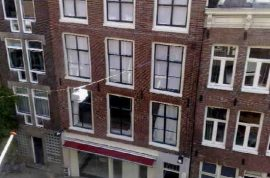Amsterdam's Hans Brinker Budget Hotel is the 'world's worst hotel' but still very popular.