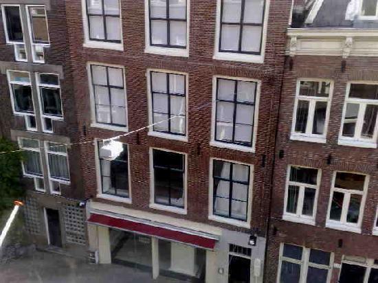 Amsterdam's Hans Brinker Budget Hotel
