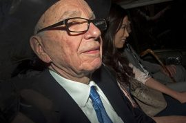 Rupert Murdoch incites media via twitter by questioning Jewish bias. Was he right?