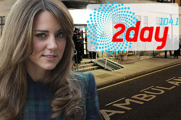 2day Radio and Kate Middleton