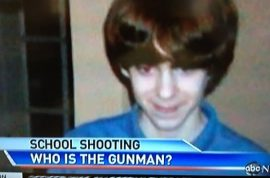 Adam Lanza said to have worshipped the devil insists former classmate.