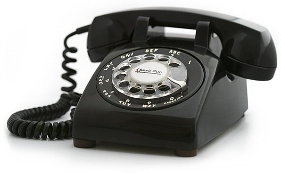Wrong phonecall