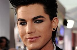 Her majesty Adam Lambert does not approve of Anne Hathaway's performance in Les Miserables.