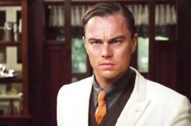 And this is how handsome Leonardo DiCaprio is in the new The Great Gatsby trailer.