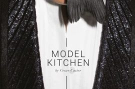 Oh really? Learn to eat like a model. New cookbook 'Model Kitchen.'