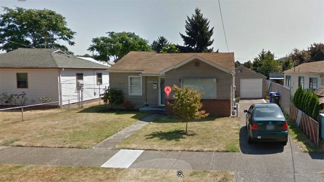 House where Jacob Tyler Roberts lived: 7324 S.E. 84th Avenue, Portland