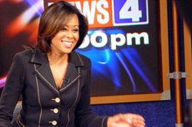 News anchor Vickie Newton reveals she was forced to quit because of cyber stalker. Threats increase.