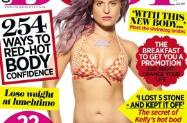 Kelly Osbourne flaunts her new bikini body after 69 pound weight loss. Still her own wet dream.