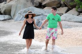 Oh no! Bethenny Frankel's marriage to Jason Hoppy is 'pretty much heading' for divorce.