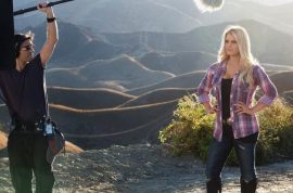 Jessica Simpson actually lost weight this time in her new Weight Watcher's commercial. Sort of…