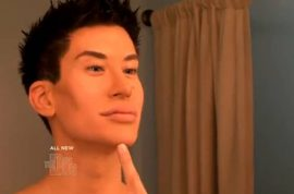 Good news! 'Human Ken Doll' Justin Jedlica spends $100 000 on plastic surgery so he can finally love himself.